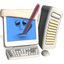 Computer Health check icon