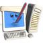 Computer Health check icon