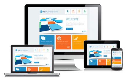 web design image example